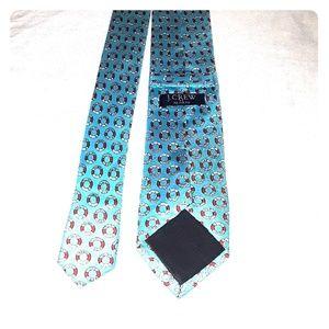 J.Crew beautiful tie